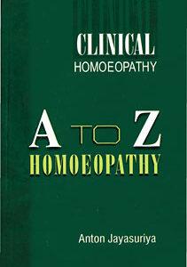 Jayasuriya A. - A to Z Homoeopathy