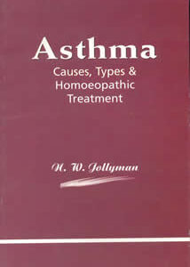 Jollyman N.W. - Asthma - Causes, Types & Homoeopathic Treatment