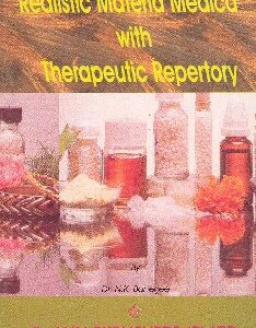 Banerjee N.K. - Realistic Materia Medica with Therapeutic Repertory