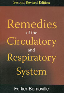Fortier-Bernoville M. - Remedies of the Circulatory and Respiratory System - 2nd revised edition
