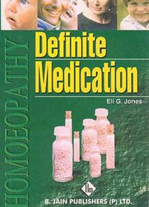 Jones E.G. - Definite Medication