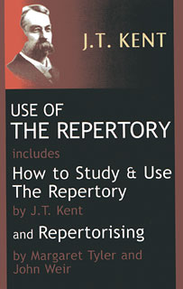 Kent J.T. / Tyler M.L. / Weir J. - Use of the Repertory - How to Study & Use The Repertory and Repertorising