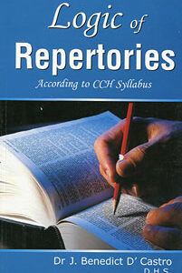 D'Castro J.B. - Logic of Repertories According to CCH Syllabus