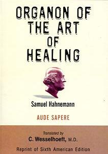 Hahnemann S. - Organon The Art of Healing