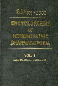Varma P.N. / Vaid I. - Encyclopaedia of Homoeopathic Pharmacopoeia Edition 2002