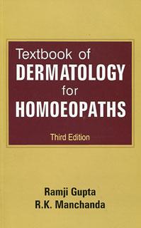 Gupta R. / Manchanda R.K. - Textbook of Dermatology for Homoeopaths