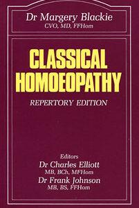 Blackie M. - Classical Homoeopathy