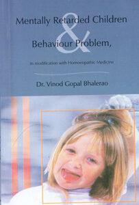 Bhalerao V.G. - Mentally Retarded Children and Behaviour Problem