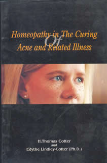 Cotter T. - Homeopathy in the Curing of Acne & Related Illness