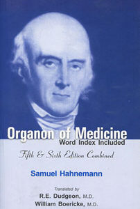 Hahnemann S. - Organon of Medicine - Word Index Included 5th & 6th Edition Combines