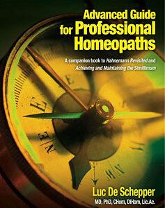 De Schepper L. - Advanced Guide for Professional Homeopaths