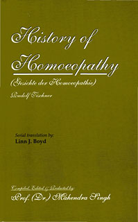 Tischner R. - History of Homoeopathy