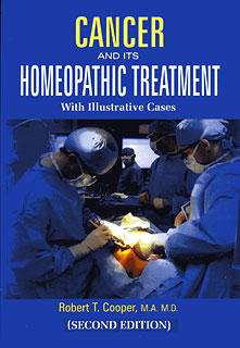 Cooper R.T. - Cancer and its Homeopathic Treatment - With Illustrative Cases