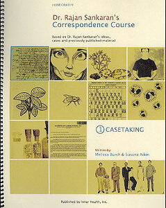 Burch M. / Aikin S. - Dr. Rajan Sankarans Correspondence Course - Based on Dr. Rajan Sankaran's ideas, cases and previously published material