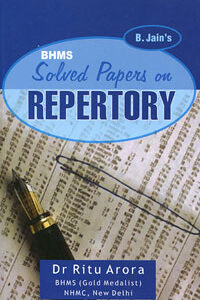 Arora R. - Solved Papers in Repertory