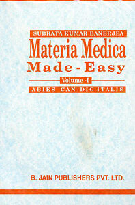 Banerjea S.K. - Materia Medica: Made Easy (Volume 1) - Abis can- Digitalis