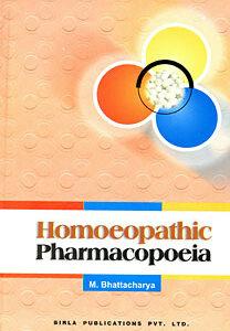 Bhattacharya M. - Homoeopathic Pharmacopoeia