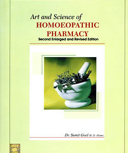 Goel S. - Art and Science of Homoeopathic Pharmacy (with CD)