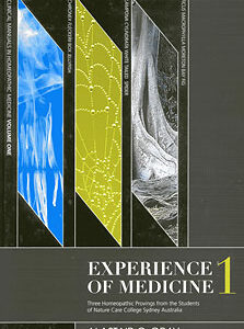 Gray A.C. - Experience of Medicine 1