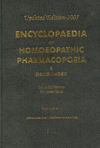 Varma P.N. / Vaid I. - Encyclopaedia of Homoeopathic Pharmacopoeia Edition 2007