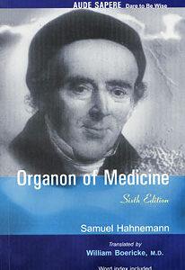 Hahnemann S. - Organon of Medicine - Sixth Edition Translated by William Boericke, M.D.