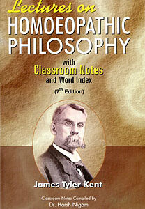 Kent J.T. - Lectures on Homoeopathic Philosophy