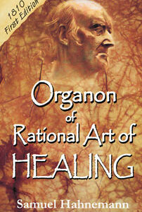 Hahnemann S. - Organon of Rational Art of Healing - 1810 First Edition