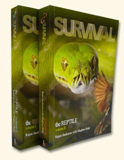 Sankaran R. - Survival - The Reptile - Volume 1 and 2