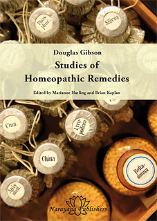 Gibson D. - Studies of Homeopathic Remedies