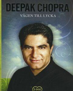 DVD - Deepak Chopra - VÄGEN TILL LYCKA (dubbel-DVD)
