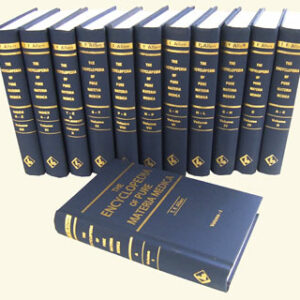 Allen T.F. - The Encyclopedia of Pure Materia Medica - 12 Vol.