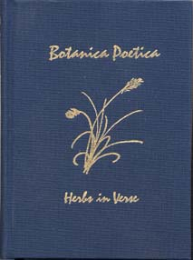 Chatroux S. - Botanica Poetica - Herbs In Verse