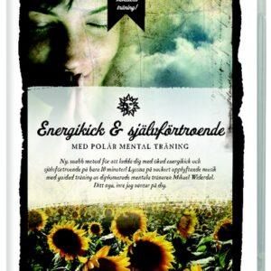CD - Widerdal M. - ENERGIKICK & SJÄLVFÖRTROENDE