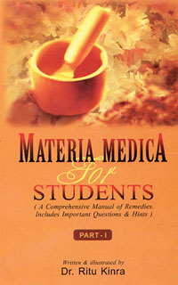 Kinra R. - Materia Medica for Students Part 1