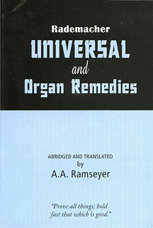 Ramseyer A.A. - Rademacher Universal and Organ Remedies