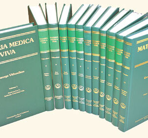 Vithoulkas G. - Materia Medica Viva Vol 1-12