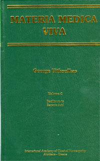 Vithoulkas G. - Materia Medica Viva - Volume 4 - Bacillinum to Benzoic Acid