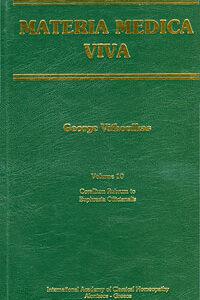 Vithoulkas G. - Materia Medica Viva - Volume 10 - Corralium Rubrum to Euphrasia Officinalis