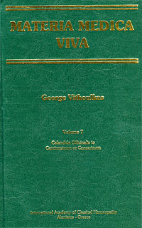 Vithoulkas G. - Materia Medica Viva - Volume 7 - Calendula Officinalis to Carcinosinum or Cancerinum
