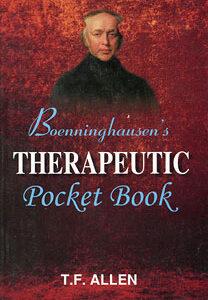 Allen T.F. - Boenninghausen's Therapeutic Pocket Book