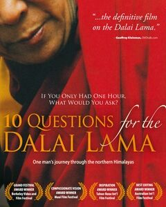 DVD - 10 QUESTIONS FOR THE DALAI LAMA