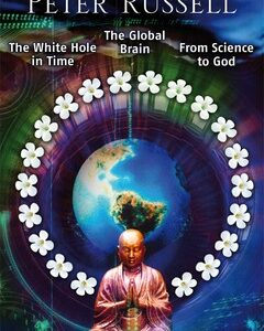 DVD - GLOBAL BRAIN - WHITE HOLE IN TIME - FROM SCIENCE TO GOD