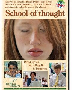 DVD - David Lynch: SCHOOL OF THOUGHT